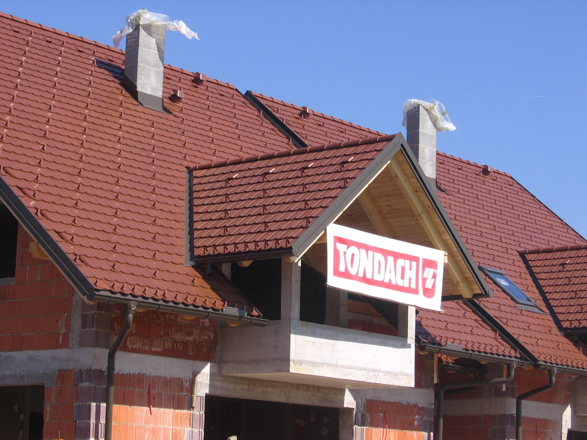 KROVSTVO - TONDACH