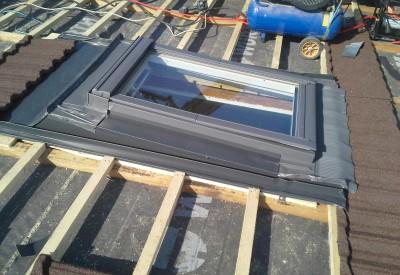 Vgradnja strešnih oken